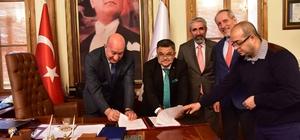 Elektroflokülasyon Atık Arıtma Suyu protokolü imzalandı