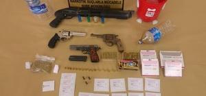 Amasya merkezli uyuşturucu operasyonu: 18 gözaltı