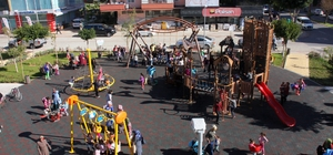 Alanya Mahmutlara 2 çocuk parkı