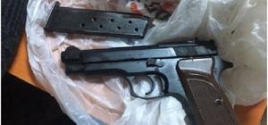 Malatya'da silah kaçakçılarına yönelik operasyon