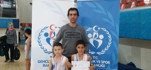 Malatyalı Jimnastikçilerin başarısı