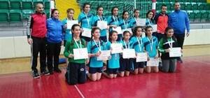 Hentbolda Malatya takımı şampiyon oldu