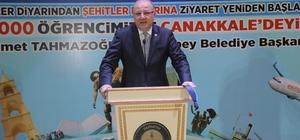 Şahinbey'de Çanakkale vurgusu