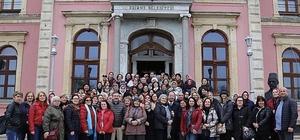 Tepebaşı'ndan Edirne'ye kültür gezisi