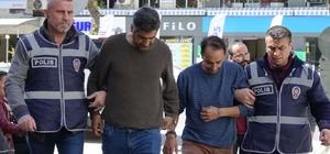 Hırsızlık zanlıları 45 kilometre süren kovalamaca sonucu yakalandı