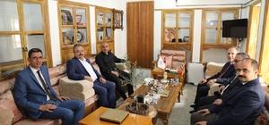 Diyanet-Sen Genel Başkan Yardımcıları Kilis'te