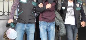 Fethiye'de uyuşturucu ticaretine 3 tutuklama