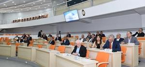 Büyükşehir Meclisi Mart ayı toplantılarını tamamladı