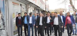 """Elazığ TSO Başkanı Alan, """" Küçük sanayi sitesi bölgenin çekim merkezi haline gelecek"""""""