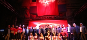 'Son Siper Çanakkale' duygulandırdı