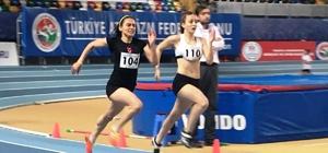 Tekirdağlı atletler Türkiye Şampiyonası'ndan 3 madalya ile döndü