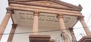 Panagia Phaneromeni Ayazması'nın restorasyonu tamamlandı