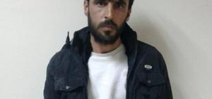 Kayseri'de terör operasyonu: 1 gözaltı
