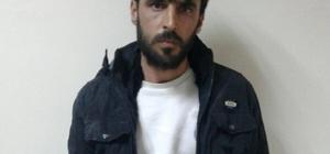 Terör propagandası yapan Suriyeli gözaltına alındı