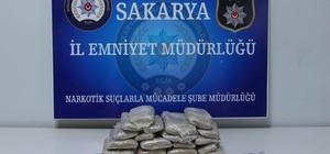 Peynir bidonlarının içindeki uyuşturucu sevkıyatına polis engeli
