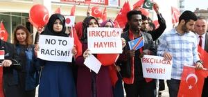 13 dilde 'Irkçılığa Hayır' dediler