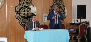 Altıntaş'ta 'yerel buluşmalar' toplantısı