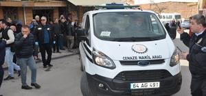 Uşak'ta çatıdan düşen 2 işçiden biri öldü, diğeri ağır yaralandı