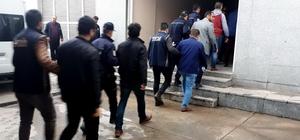 FETÖ soruşturmasında 11 polis tutuklandı