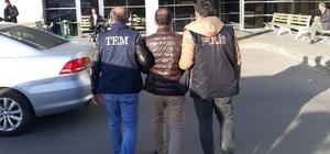 Terör örgütü propagandası yapan 2 kişi tutuklandı