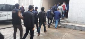 Adıyaman'da FETÖ operasyonuna 11 tutuklama