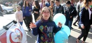 Dünya Down Sendromu Günü nedeniyle etkinlik düzenlendi