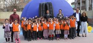 Bismilli çocuklar uzay yolculuğuna çıktı