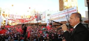 Başkan Özkan'dan Sur halkına teşekkür