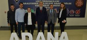 Adana'dan 18 proje Türkiye finallerinde