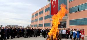 Edirne'de nevruz kutlaması