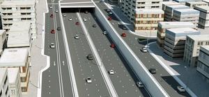 Karamürsel'e tünel geçişli kavşak geliyor