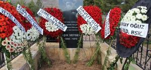 Ünlü Halk Ozanı Aşık Veysel mezarı başında anıldı