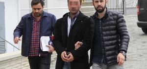Samsun'da sosyal medyada silah ticaretine 7 gözaltı