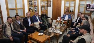 Bilecik Heyetinden Mehmetçik ve Kilis'e destek