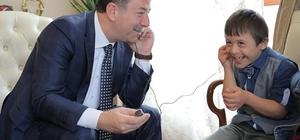 """Edirne Belediye Başkanı Gürkan: """"Sevgi kromozom saymaz"""""""