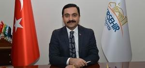 """Belediye Başkanı Bahçeci: """"Yaşanabilir bir Kırşehir için su kaynaklarımızı koruyalım"""""""