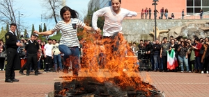 Zonguldak'ta nevruz coşkusu