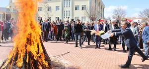 Gaziantep Üniversitesinde Nevruz coşkuyla kutlandı