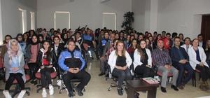 Kayseri TDP Sosyal Medyanın Kullanımını Öğrencilerle Konuştu