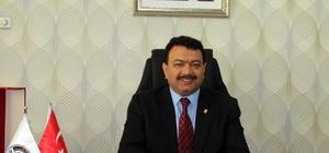 Lokantacılar ve Pastacılar Odası Başkanı Aydemir'den Kandil Mesajı