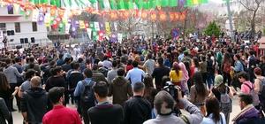 Tunceli'de nevruz kutlamaları