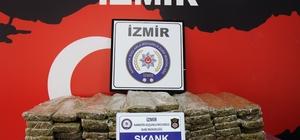 İzmir'de 22 zehir taciri tutuklandı