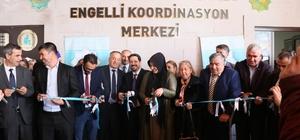 Aksaray'da Engelliler Koordinasyon Merkezi açıldı