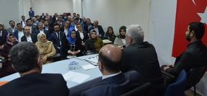 AK Parti Diyarbakır yönetimi belirlendi