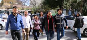 Şanlıurfa'da hırsızlık olaylarıyla ilgili 4 kişi yakalandı