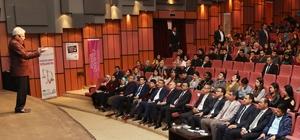GAÜN'de Tüketici Hakları Konulu Konferans Düzenlendi