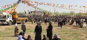 Şanlıurfa'da nevruz kutlamalarına halk ilgi göstermedi
