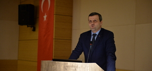 """Hoca Ahmet Yesevi'nin İzinde"" konferansı"