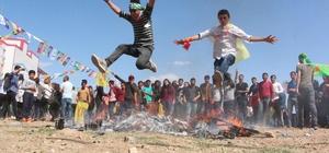 Şanlıurfa'da nevruz kutlaması