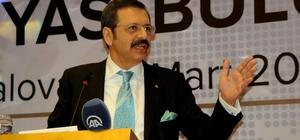 Hisarcıklıoğlu: Yüzde 100 yerli otomobil, en geç 2022'de fabrikadan çıkmış olacak
